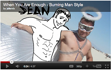 When You Are Enough – Burning Man Style!