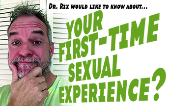 First-time Sex Questions