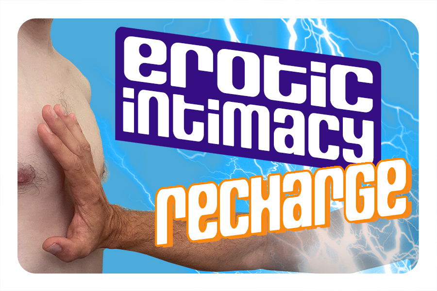 Join us for the Erotic Intimacy Recharge!